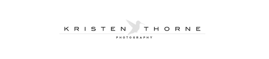 New Jersey Wedding Photographer Kristen Thorne logo